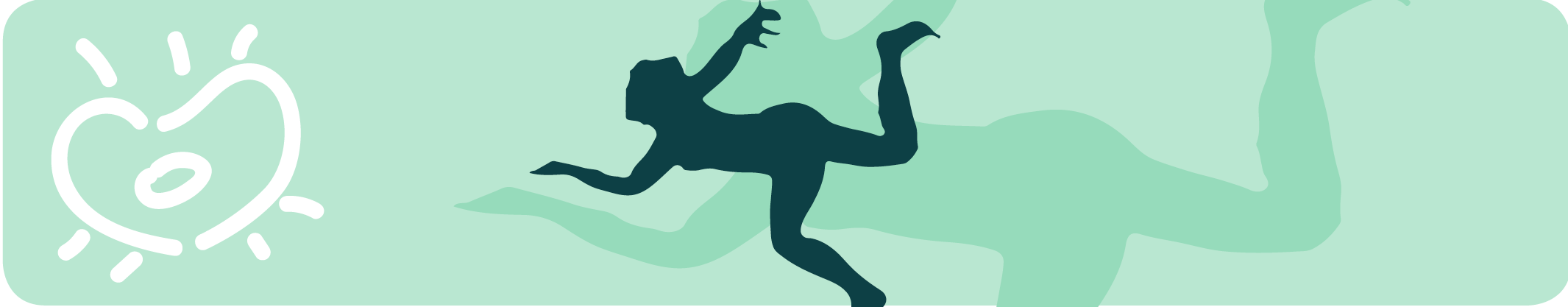 Continuum Movement - illustration med ikon